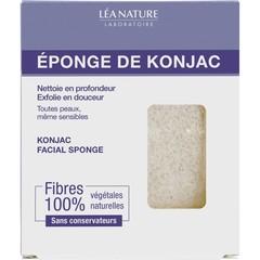 Jonzac Rehydrate+ konjac gezichtsspons (1 stuks)