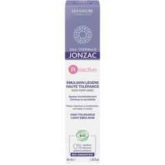 Jonzac Reactive hoge tolerantie lichte creme (40 ml)
