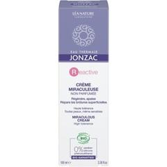 Jonzac Reactive herstellende en verzorgende wondercreme (100 ml)