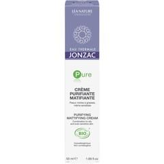 Jonzac Pure zuiverende en matterende creme (50 ml)