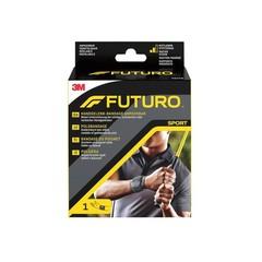 Futuro Polsbandage aanpasbaar zwart (1 stuks)