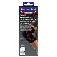 Hansaplast Sport kniebrace (1 stuks)