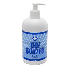 Ice Power Gel & dispenser (400 ml)