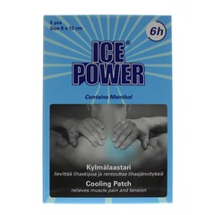Ice Power Cooling pleister (5 stuks)