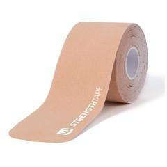Strengthtape Strengthtape pre cut 5 m beige 20 strips (1 rol)