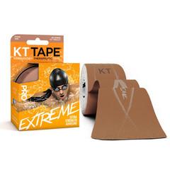 KT Tape Pro extreme precut 5 meter beige (20 stuks)