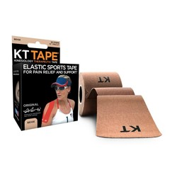 KT Tape Pro original precut 5 meter beige (20 stuks)