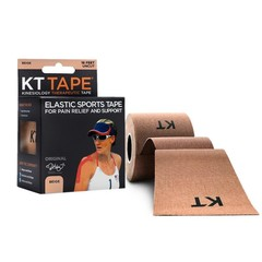 KT Tape Original uncut 5 meter beige (1 stuks)
