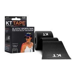 KT Tape Original uncut 5 meter zwart (1 stuks)