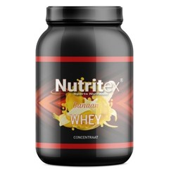 Nutritex Whey proteine banaan (750 gram)
