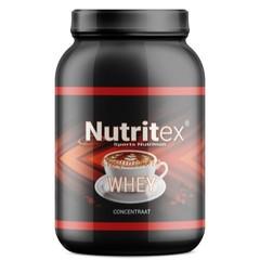 Nutritex Whey proteine cappuccino (750 gram)