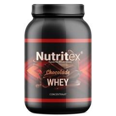 Nutritex Whey proteine chocolade (750 gram)
