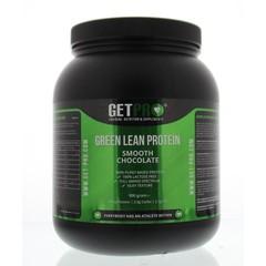 Getpro Green lean protein smooth chocolate (900 gram)