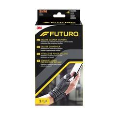 Futuro Deluxe duimspalk S/M zwart (1 stuks)