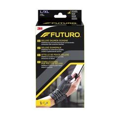Futuro Deluxe duimspalk L/XL zwart (1 stuks)