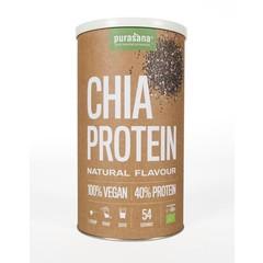 Purasana Chia proteine naturel vegan bio (400 gram)