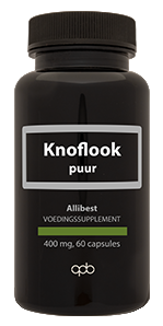 APB Holland Knoflook Allicine 450 mg puur (60 vcaps)