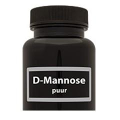 D-mannose 500 mg puur (100 gr poeder)