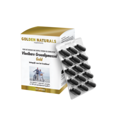 Vloeibare Groenlipmossel Gold