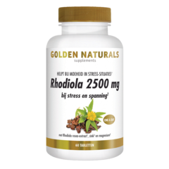 Rhodiola 2500 mg