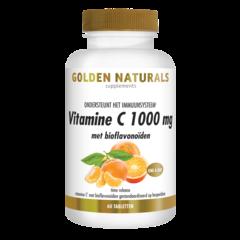 Vitamine C 1000 mg met bioflavonoïden