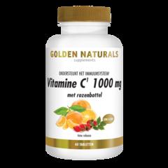 Vitamine C 1000 mg met rozenbottel