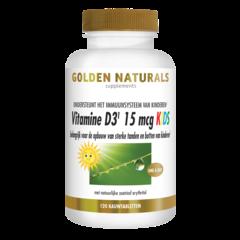 Vitamine D3 15 mcg KIDS