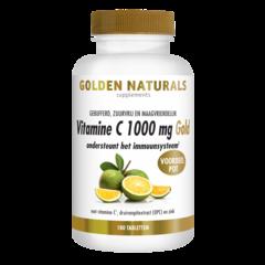 Vitamine C 1000 mg Gold