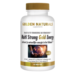 Multi Strong Gold Energy