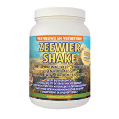Zeewier Shake