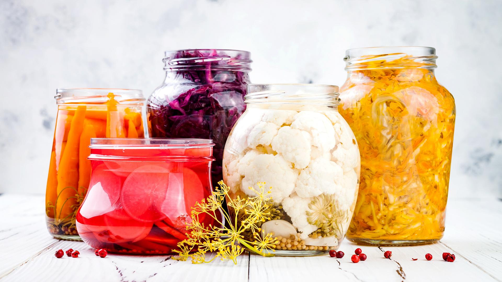 Natuurlijke anti- en probiotica