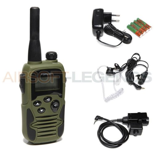 Topcom 9500 Twintalker Airsoft Edition