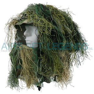 Fosco Fosco Ghillie Suit Headgear