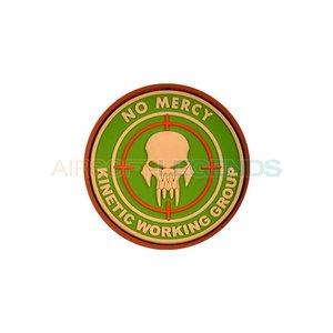 JTG No Mercy Rubber Patch Multicam
