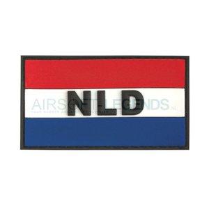 JTG 101Inc. NLD Rubber Patch klein