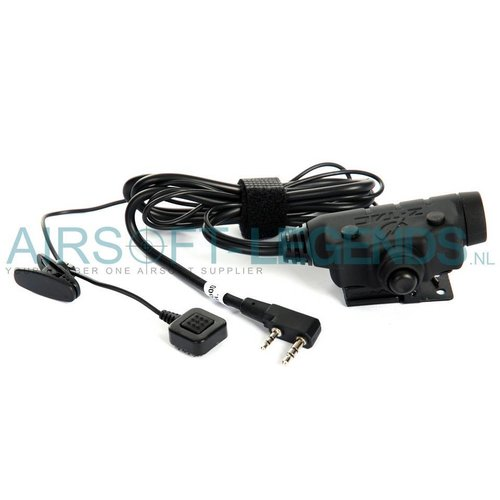 Z-Tactical Z-Tactical PTT Kenwood tact. 2-Way Z115