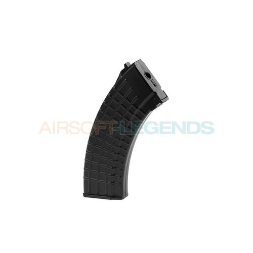 King Arms King Arms Midcap Magazijn AK47 Waffle (140BB's)