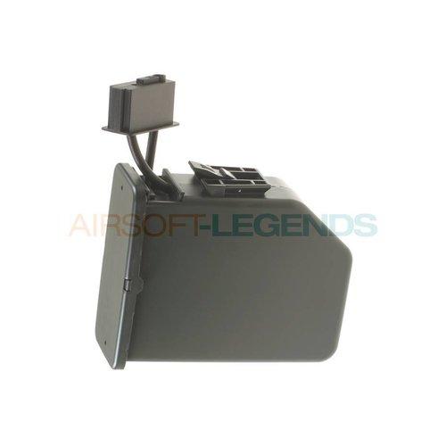 A&K A&K M249 Box Mag (2400BB's)