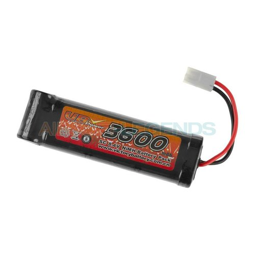 VB Power VB Power 8.4V 3600mAh Large Type