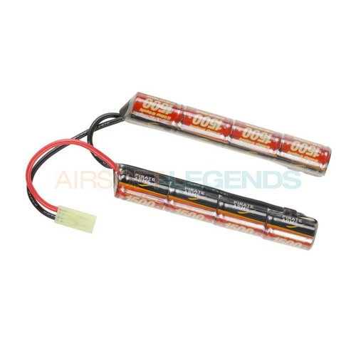 Pirate Arms Pirate Arms 9.6V 1500mAh Universal Type