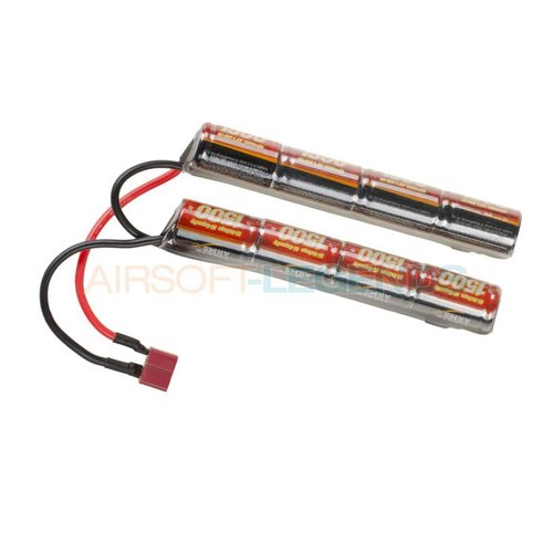 Pirate Arms Pirate Arms 9.6V 1500mAh Universal Type T-Plug