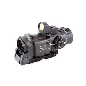 NUPROL WE PHANTOM F DR 4 X 32 Scope + DR RDS Sight