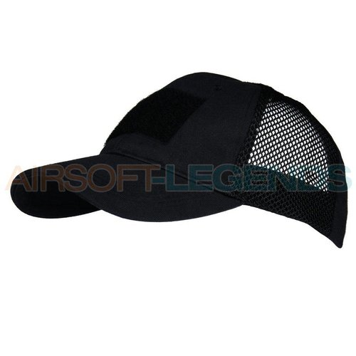 101Inc. Baseball Cap Mesh Tactical Black