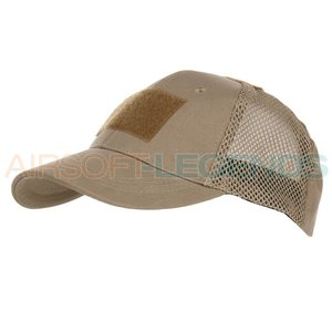 101Inc. 101Inc Baseball Cap Mesh Tactical Coyote