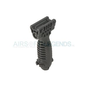 Evolution Battle Axe T-Pod Grip Black