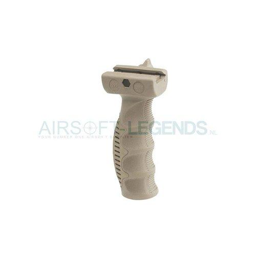CAA Tactical CAA Tactical EVG Ergonomic Vertical Grip Khaki