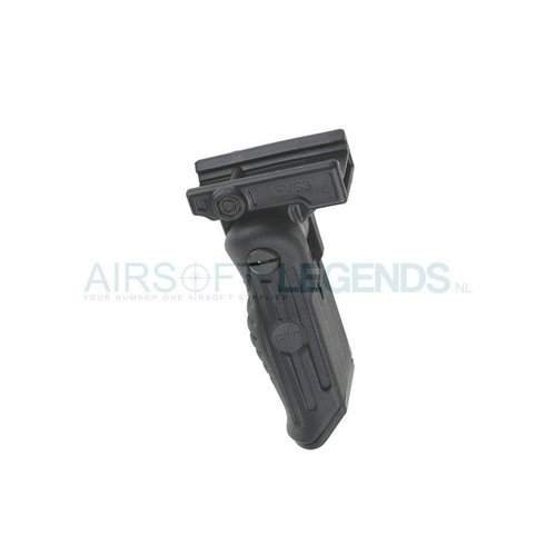 CAA Tactical CAA Tactical 3 Pos Front Arm Folding Grip Black