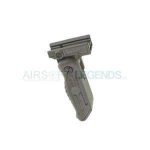 CAA Tactical CAA Tactical 3 Pos Front Arm Folding Grip OD