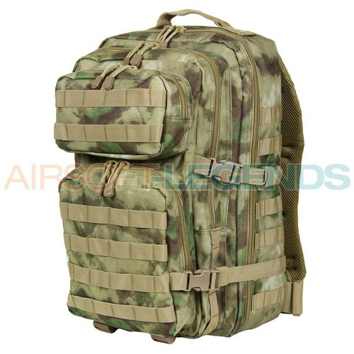 101Inc. 101Inc Mountain Backpack A-TACS-FG