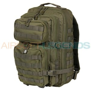 101Inc. Mountain Backpack OD Green